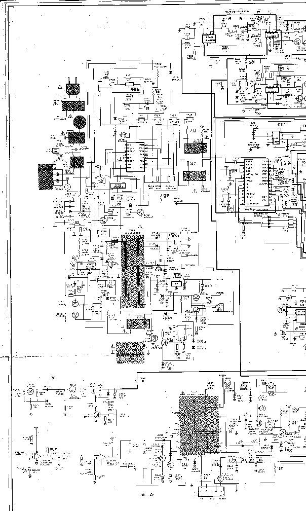 sharp 51ds-03h  serv man24  technical bulletin