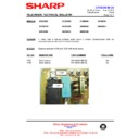 Sharp 59DS-05H (serv.man39) Technical Bulletin