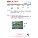 Sharp 59DS-05H (serv.man43) Technical Bulletin