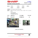 Sharp 59DS-05H (serv.man44) Technical Bulletin