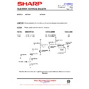 Sharp 59DS-05H (serv.man46) Technical Bulletin