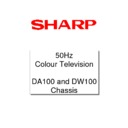 Sharp 59ES-D7H (serv.man3) Service Manual