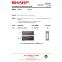 Sharp 59ES-D7H (serv.man33) Technical Bulletin