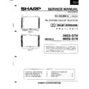 Sharp 59ES-D7H (serv.man5) Service Manual