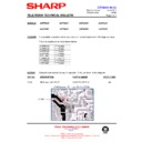 Sharp 66FW-54H (serv.man43) Technical Bulletin