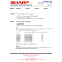 Sharp 66GF-63 (serv.man18) Technical Bulletin