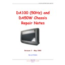 Sharp 66GF-63 (serv.man3) Service Manual