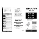 Sharp 66GF-63 Handy Guide