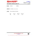 Sharp 76EF-20H (serv.man34) Technical Bulletin