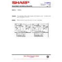 Sharp 76EF-20H (serv.man36) Technical Bulletin