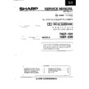 Sharp 76EF-20H (serv.man7) Service Manual