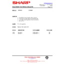 Sharp DV-5165H (serv.man8) Technical Bulletin