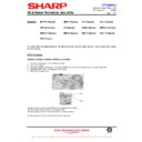 Sharp GENERAL (serv.man2) Technical Bulletin