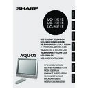 Sharp LC-20E1E (serv.man24) User Guide / Operation Manual
