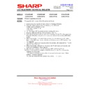 Sharp LC-24DV250K (serv.man8) Technical Bulletin