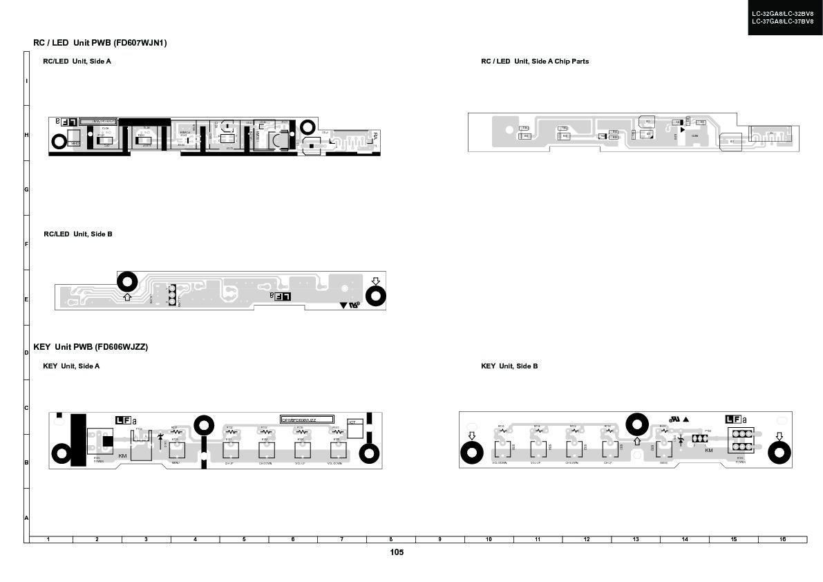 Sharp Lc-32ga8ek  Serv Man27  Service Manual