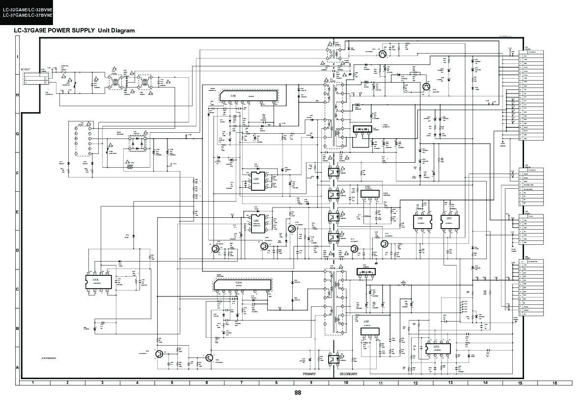sharp lc-32ga9ek  serv man18  service manual