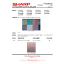 Sharp LC-32GD8EK (serv.man54) Technical Bulletin