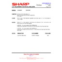 Sharp LC-37D65 (serv.man13) Technical Bulletin