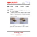 Sharp LC-37D65 (serv.man17) Technical Bulletin