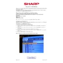 Sharp LC-37XD1E (serv.man9) User Guide / Operation Manual