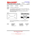 Sharp LC-40LE821E (serv.man19) Technical Bulletin