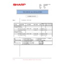 Sharp PZ-50HV2E (serv.man36) Technical Bulletin