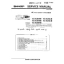 Sharp VC-A55HM (serv.man11) Service Manual