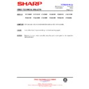 Sharp VC-A55HM (serv.man22) Technical Bulletin