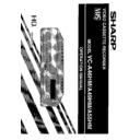 Sharp VC-A55HM Service Manual