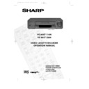 Sharp VC-MH711HM (serv.man11) User Guide / Operation Manual