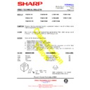 Sharp VC-MH711HM (serv.man15) Technical Bulletin