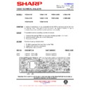 Sharp VC-MH711HM (serv.man17) Technical Bulletin