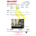 Sharp VC-MH722HM (serv.man35) Technical Bulletin