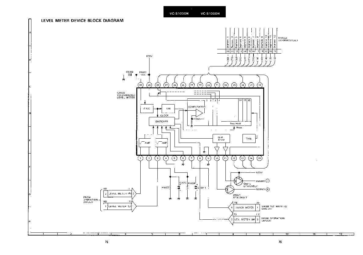 sharp vc-s1000h  serv man44  service manual