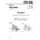 cfd-g35 (serv.man2) service manual