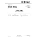cfd-s23 (serv.man4) service manual