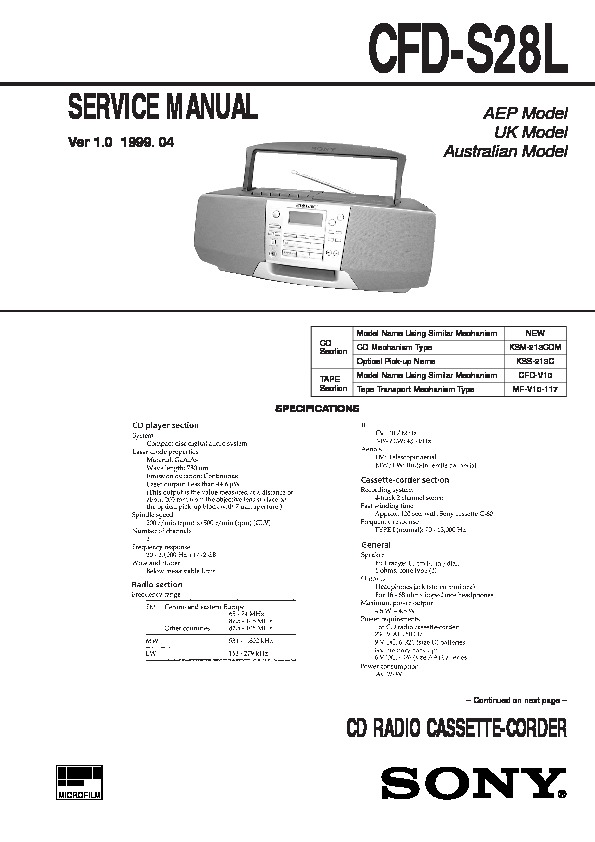 Sony Cdx Gt710 Wiring Diagram Free Download Wiring Diagrams Pictures