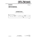 cfd-zw200s (serv.man2) service manual