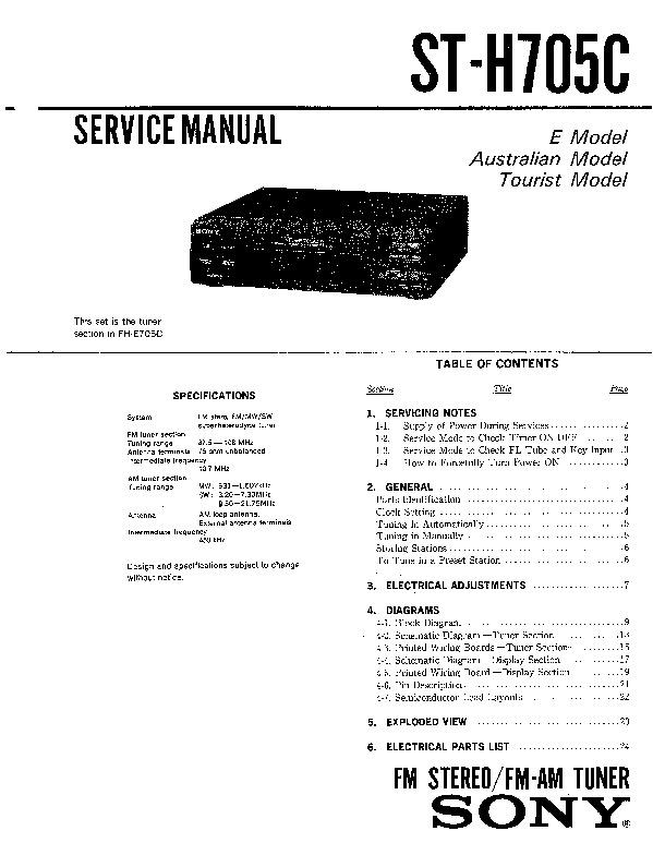 MHC-2750 Riemen-Set Für KassettenDeck SONY DXA-H2750 FH-E705C