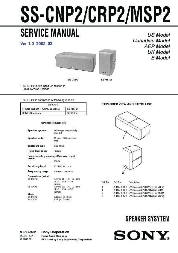 sony ht 1700d ht 5500d ht ddw740 ht ddw840 str k740p str k840p rh servicemanuals us sony str k740p user's manual sony str k740p user's manual