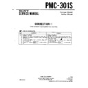 Sony PMC-301S (serv.man5) Service Manual