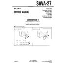 sava-27 (serv.man2) service manual