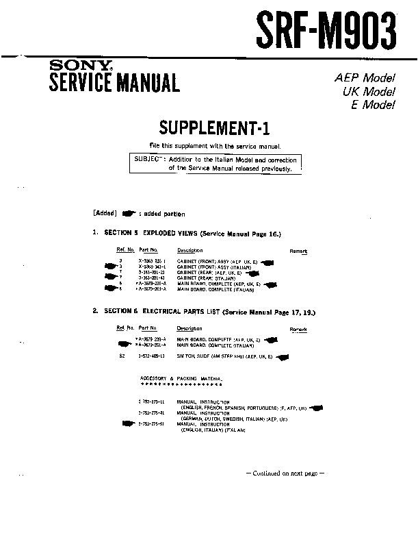 903 Manual