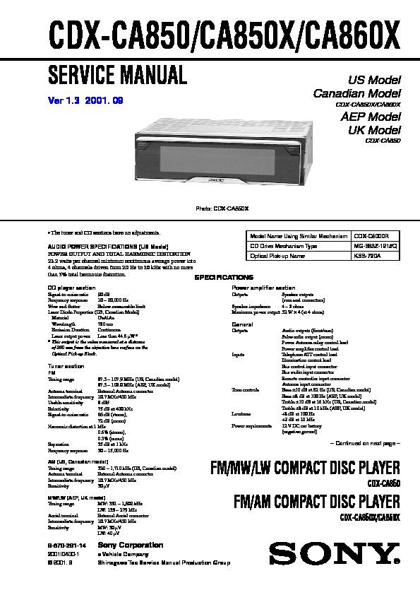 Cdx mp450x manual on