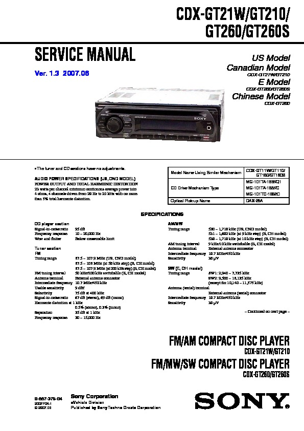 sony cdx gt210 wiring diagram sony cdx m30 wiring diagram wiring diagram database gsmportal co
