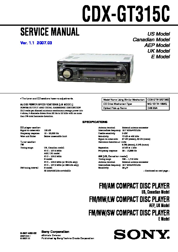 sony cdx gt330 wiring diagram facbooik com Sony Wiring Harness Diagram sony wiring harness diagram on sony images free download wiring sony wiring harness diagram