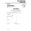 sony cdx gt32w wiring diagram sony cdx gt320  cdx gt32w  cdx gt370  cdx gt370s service manual  sony cdx gt320  cdx gt32w  cdx gt370