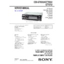 988993003 sony car audio service manuals page 31 sony cdx-gt700ui wiring diagram at bayanpartner.co
