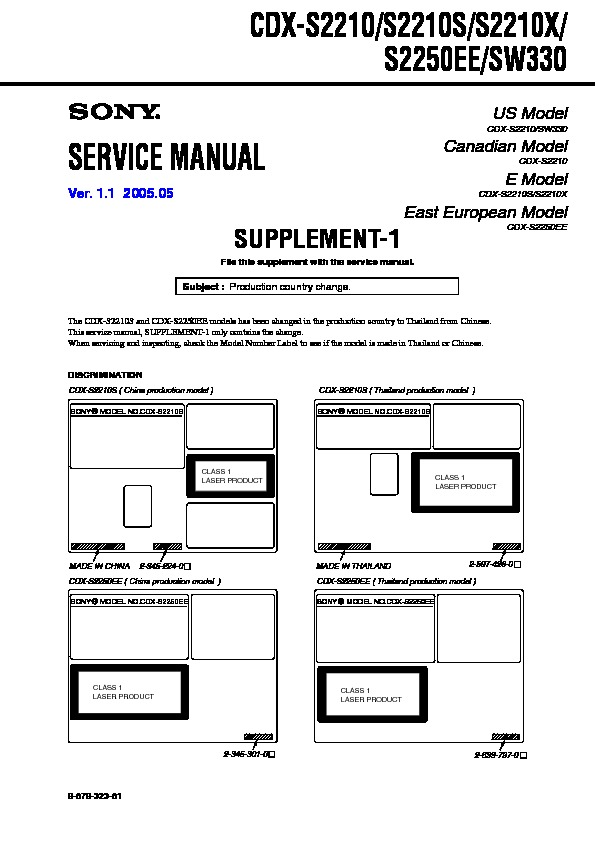 wiring diagram for sony cdx s2210 wiring diagrams image Sony Cdx-Gt51w Wiring Diagram 987932381